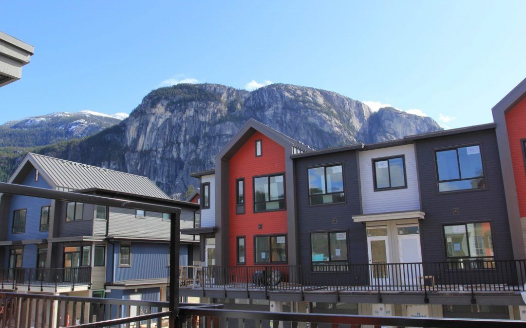 SEAandSKY- Exciting New Community in Squamish
